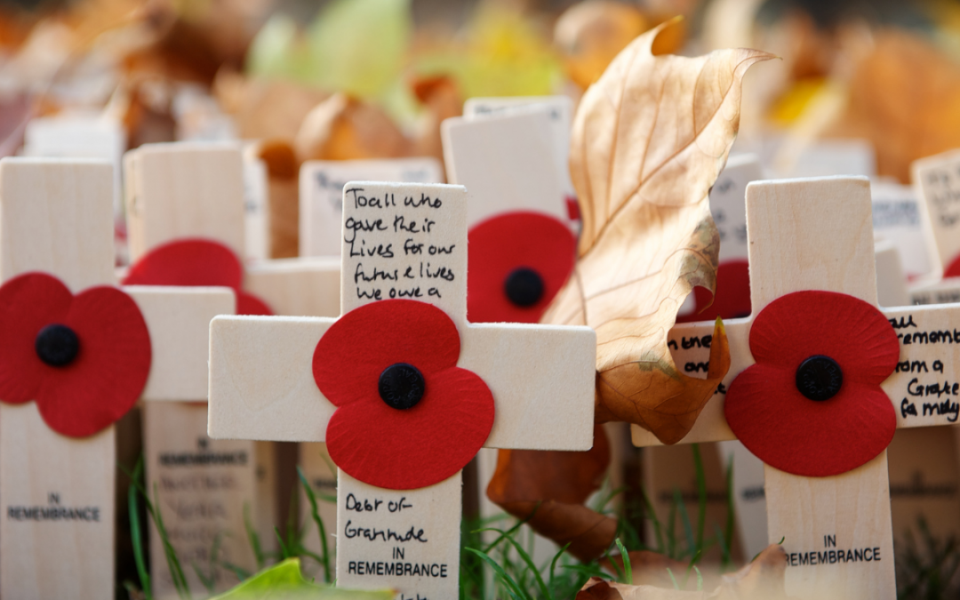 Helping kids connect with Remembrance Day