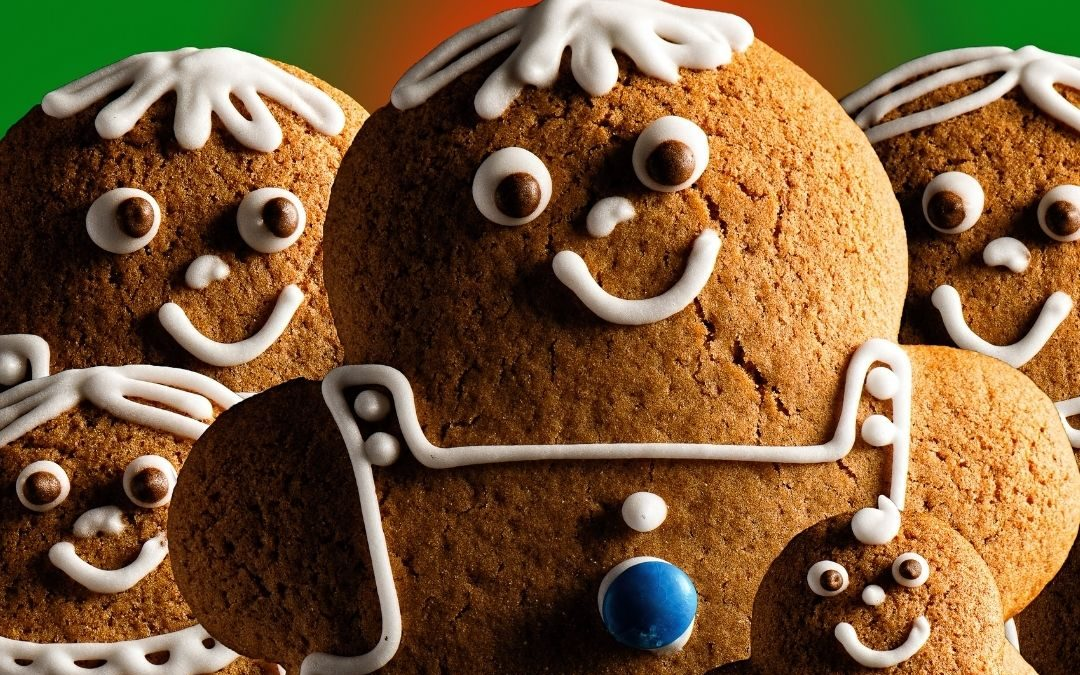 Your family… as cookies!