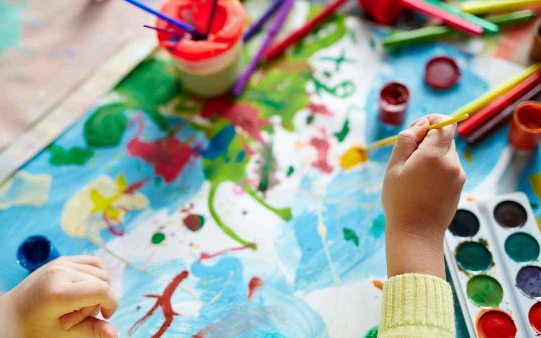 How to nurture your kids' creativity – and why you should