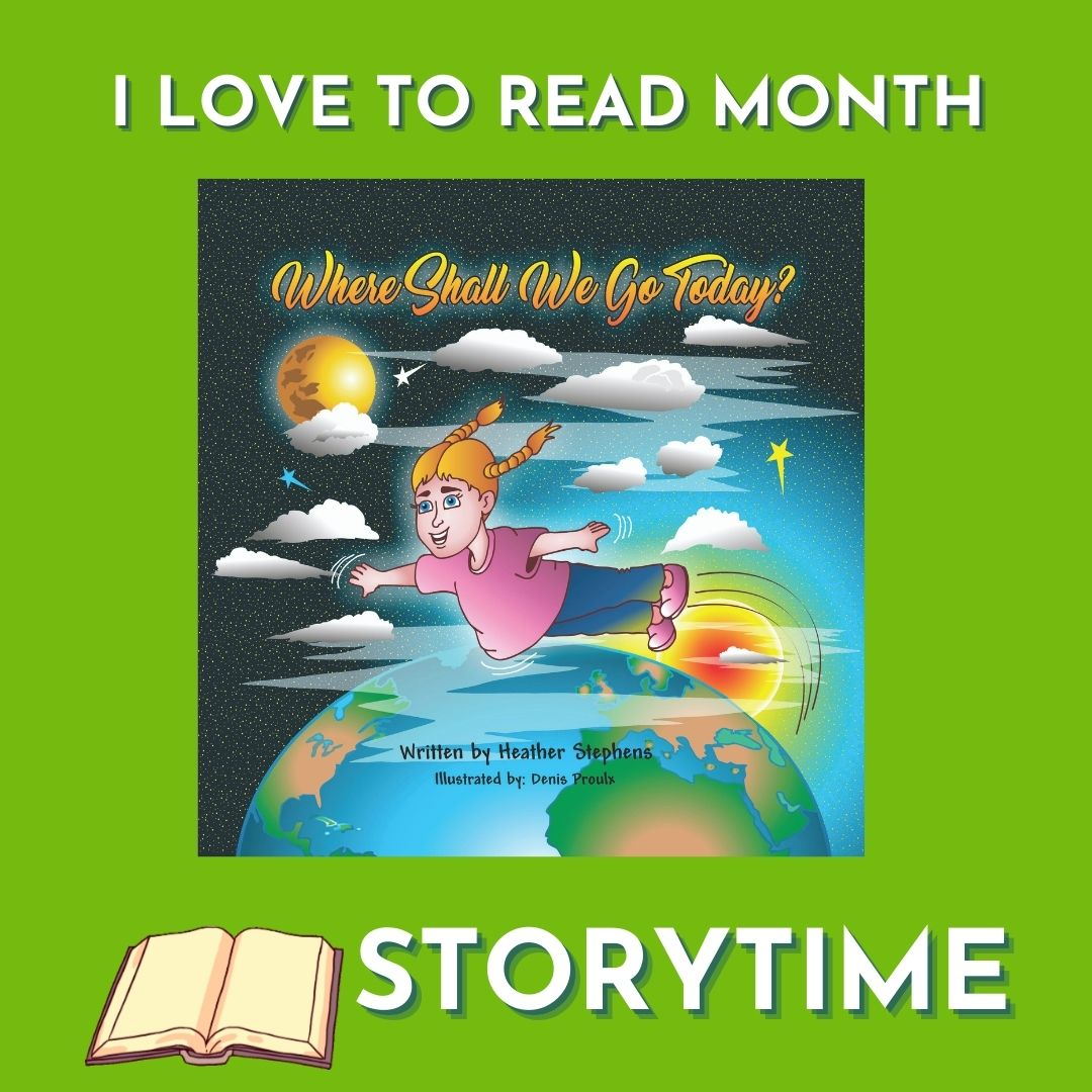 I Love to Read Storytime